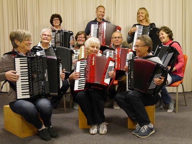 Musikschule Lass Akkordeon Orchester